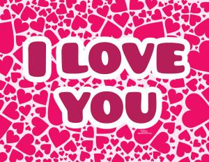 Corazones-rosas-con-i-love-you-para-imprimir