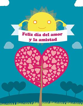 Tarjeta Para Imprimir De Amor Y Amistad En Pdf 2020