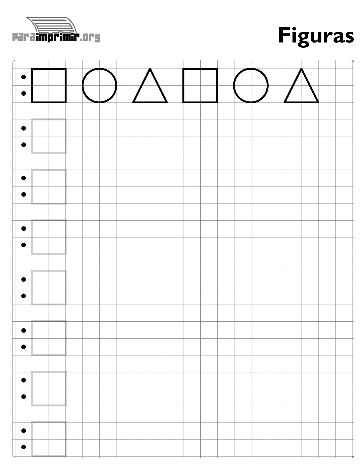 Figuras Geométricas Para Aprender Y Para Imprimir