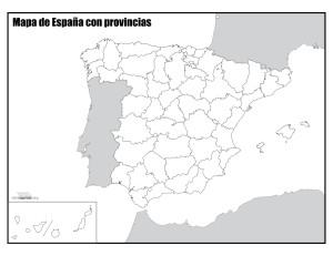 Mapa-de-espana-con-provincias-sin-nombres-para-imprimir