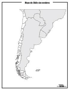 mapa-de-chile-sin-nombres-para-imprimir