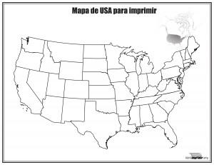 Mapa-de-Estados-Unidos-sin-nombres-para-imprimir