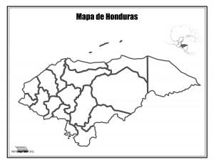 Mapa-de-Honduras-para-imprimir