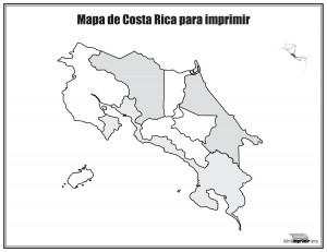 Mapa-de-Costa-Rica-sin-nombres-para-imprimir