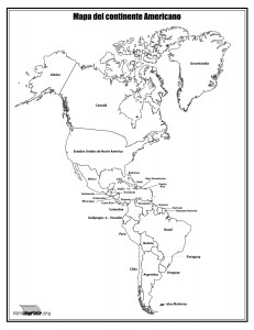 Mapa-del-continente-Americano-con-nombres-para-imprimir