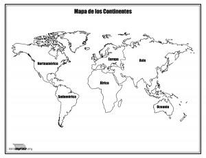 mapa-de-los-contientes-con-nombres-para-colorear-y-para-imprimir