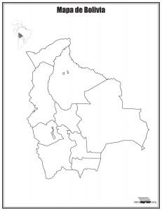 Mapa-de-Bolivia-sin-nombres-para-imprimir
