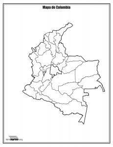 Mapa-de-Colombia-sin-nombres-para-imprimir