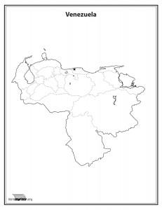 Mapa-de-Venezuela-sin-nombres-para-imprimir