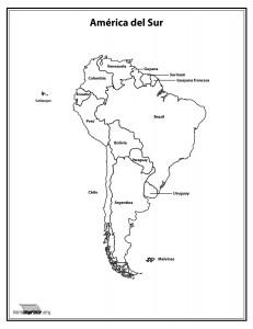 Mapa-del-continente-Sur-Americano-con-nombres-para-imprimir