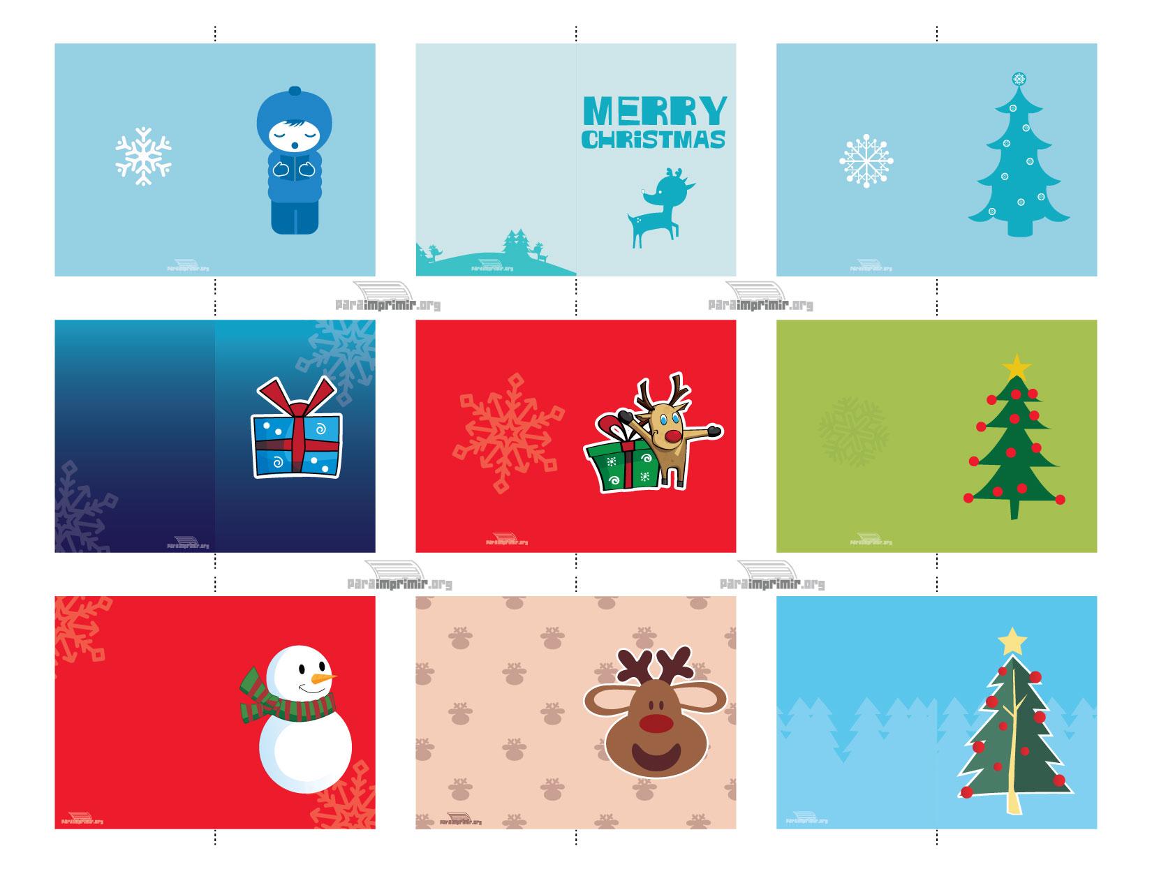 Etiquetas para regalo de navidad para imprimir - Etiquetas para regalos para imprimir ...