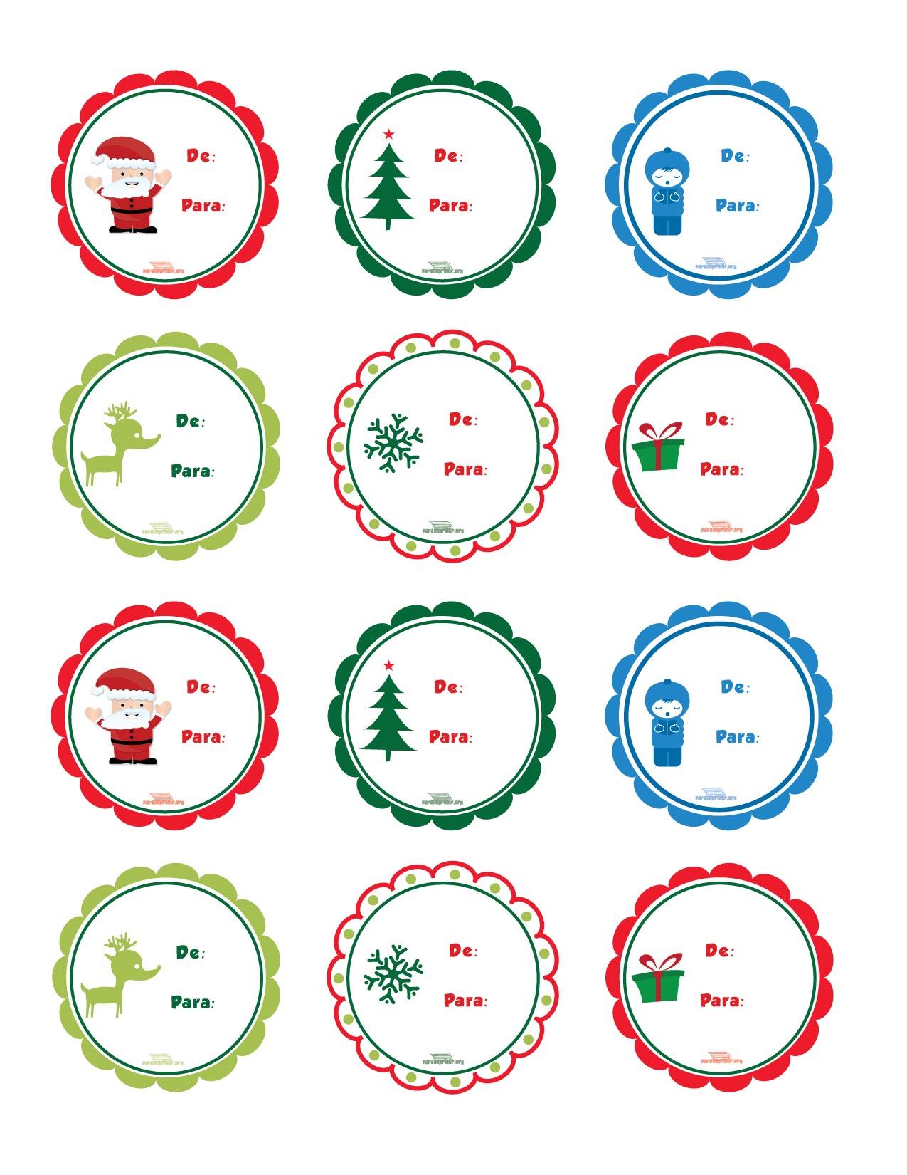 Imagenes De Motivos Navidenos Para Imprimir.Etiquetas Navidenas Para Imprimir