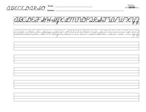 Ejercicio en script para imprimir