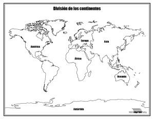 Division-de-los-continentes-con-nombres-para-imprimir